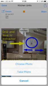 site_report_pro_kitchen_units_add_photo